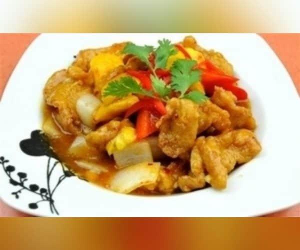 Thai Mango Chicken